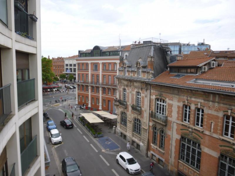 Location appartement Toulouse 580€ CC - Photo 1