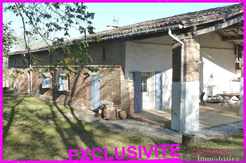 Vente maison / villa Labastide beauvoir  secteur 395000€ - Photo 1