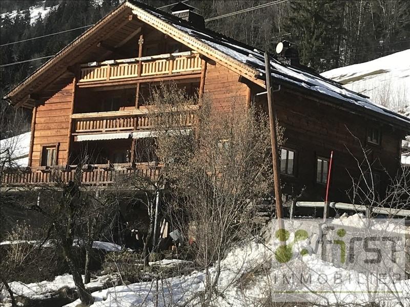 Immobile residenziali di prestigio casa St jean de sixt 970000€ - Fotografia 1