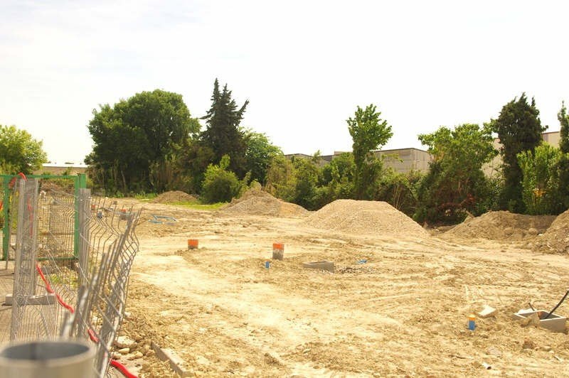 Vente terrain Avignon 125000€ - Photo 1