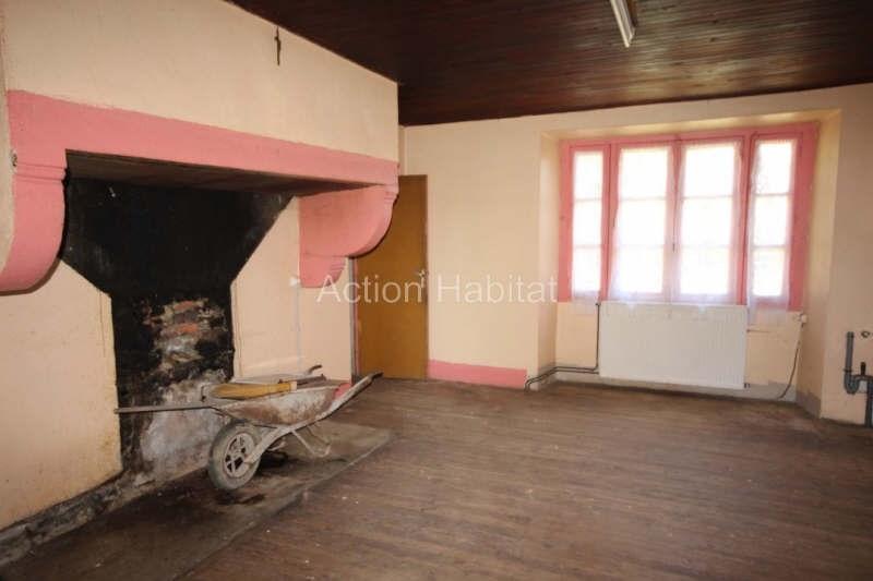 Vente maison / villa Caylus 85000€ - Photo 2