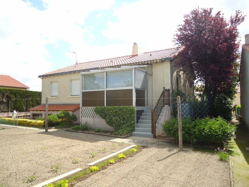 Vente maison / villa Le longeron 143480€ - Photo 2