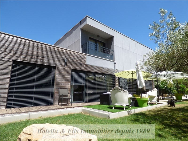 Deluxe sale house / villa Uzes 880000€ - Picture 1