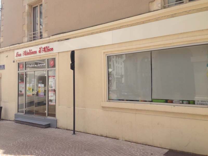 Vente local commercial Poitiers 119900€ - Photo 2