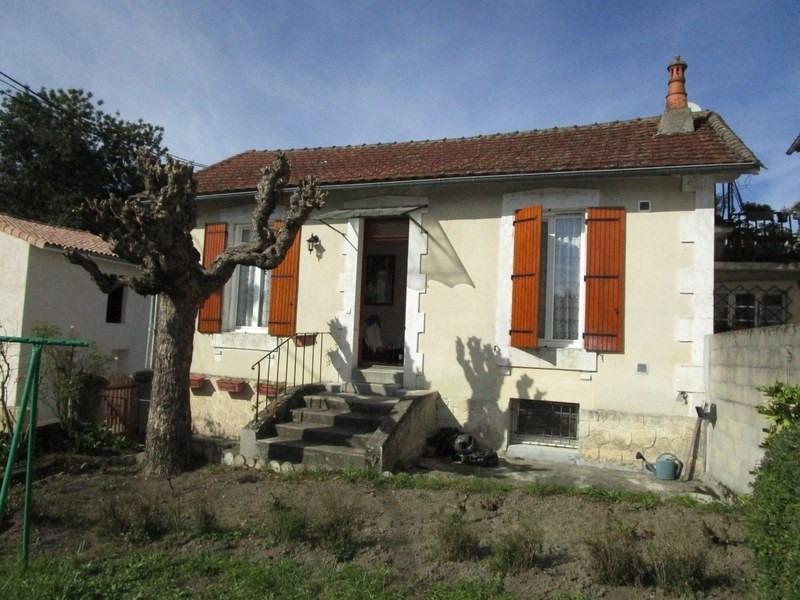 Vente maison / villa Montpon menesterol 132000€ - Photo 1