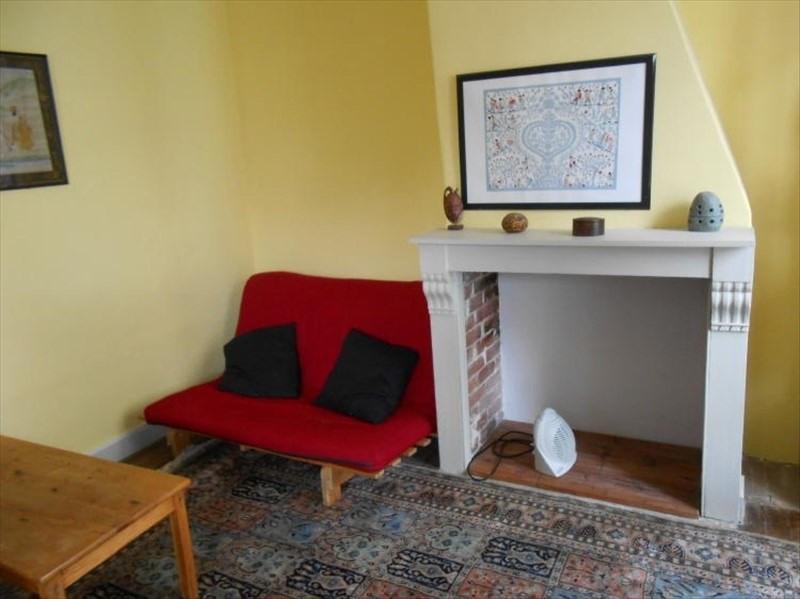 Sale apartment Villerville 98000€ - Picture 1