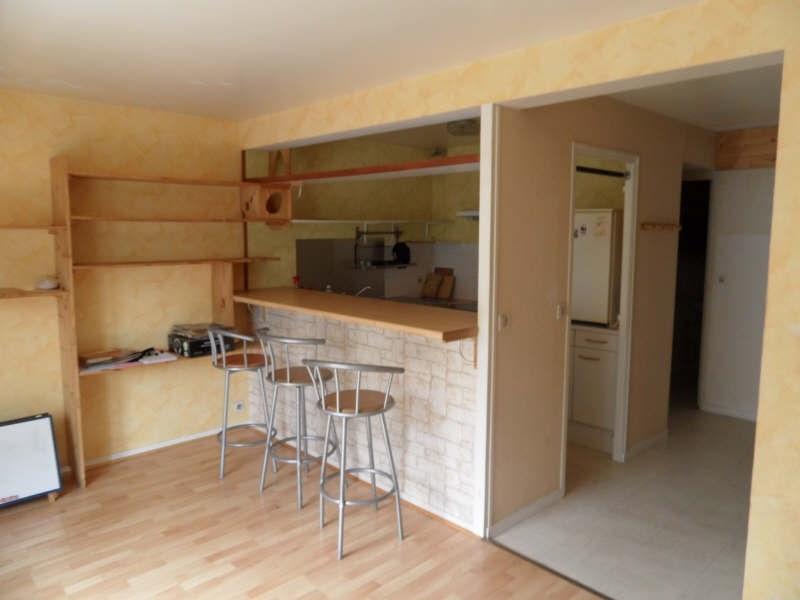 Sale apartment Vannes 136000€ - Picture 1
