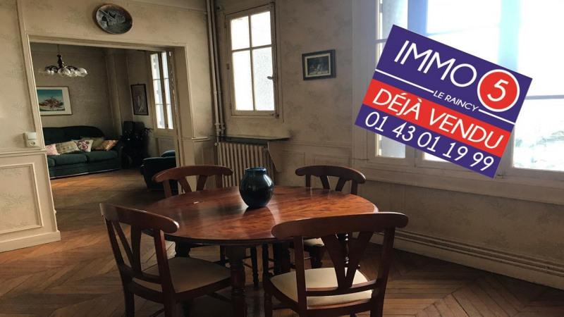 Sale apartment Le raincy 175000€ - Picture 1