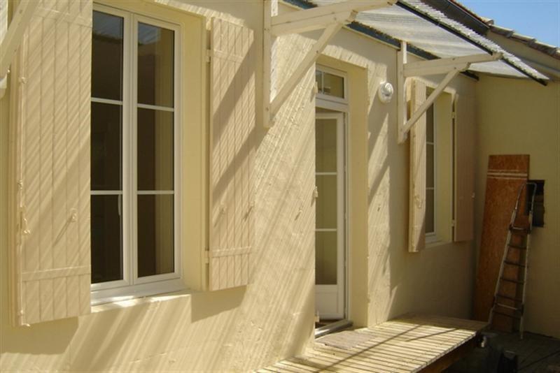 Rental apartment Saint-jean-d'angély 450€ CC - Picture 1