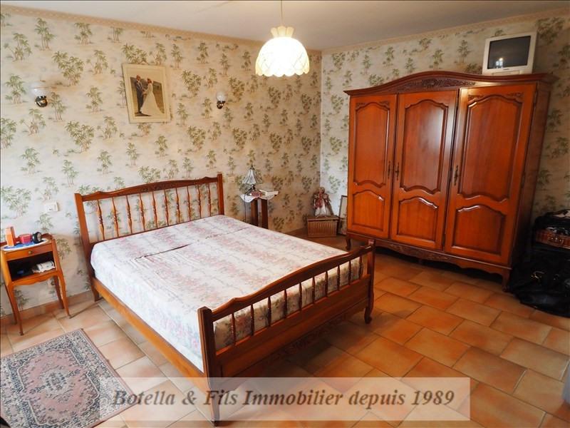 Vente maison / villa Goudargues 318000€ - Photo 8