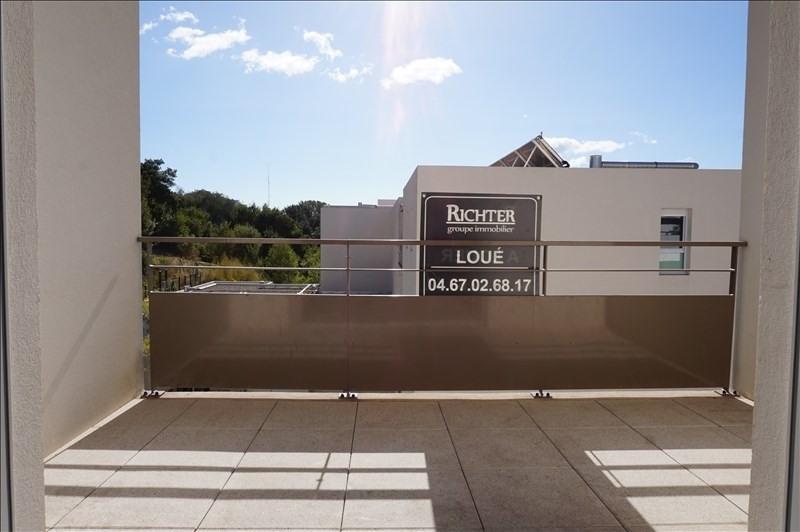 Locação apartamento Montpellier 645€ CC - Fotografia 5