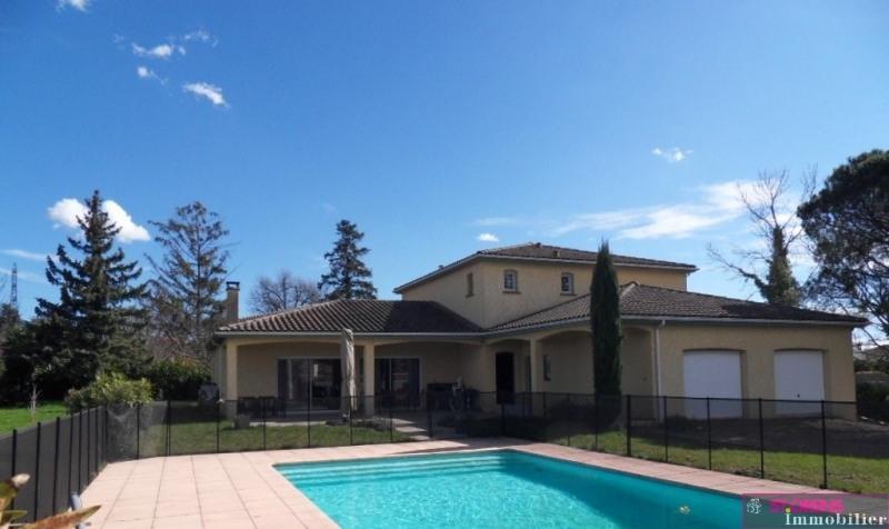 Vente de prestige maison / villa Saint-orens limite toulouse 737000€ - Photo 1