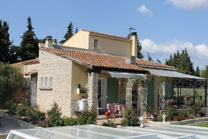 Sale house / villa Monteux 356 000€ - Picture 1