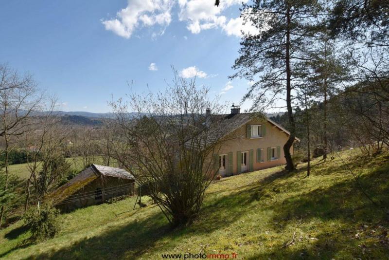 Sale house / villa Courpiere 227900€ - Picture 2