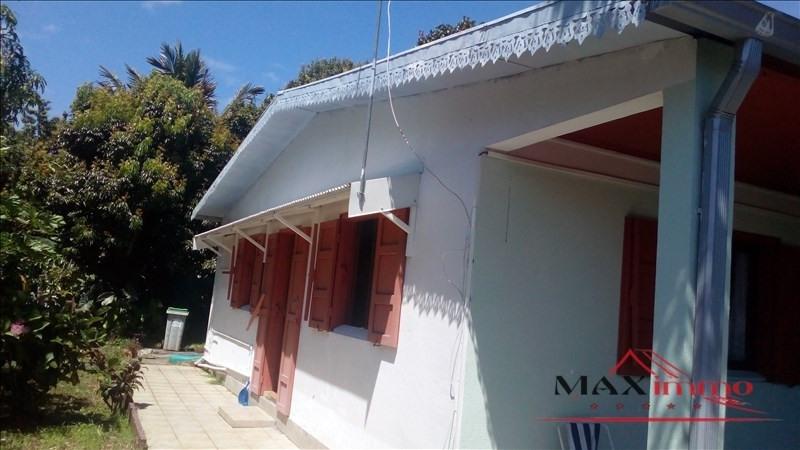 Vente maison / villa St benoit 150000€ - Photo 1