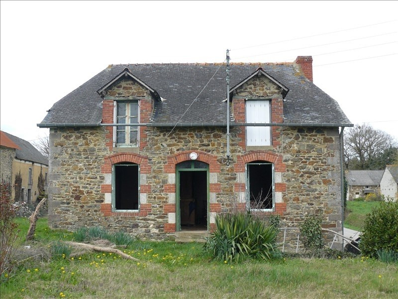 Vente maison / villa Mohon 44000€ - Photo 2