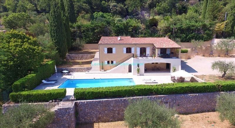 Vente de prestige maison / villa Cabris 900000€ - Photo 2