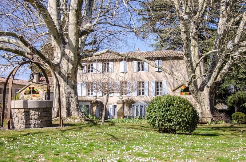 Vente de prestige maison / villa Aix en provence 1400000€ - Photo 2