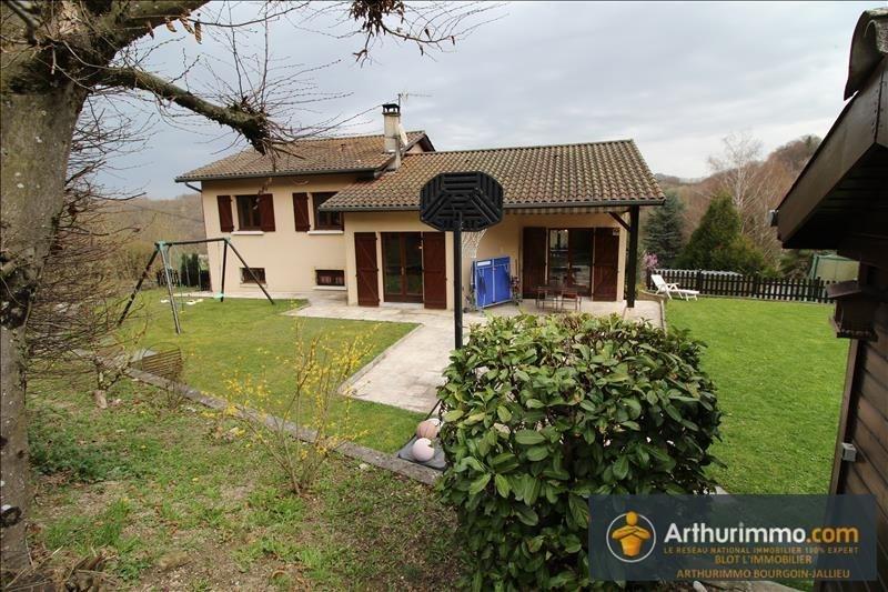 Sale house / villa Les eparres 275000€ - Picture 9