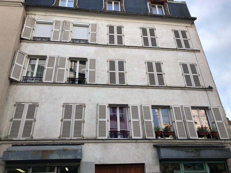 Vente appartement Paris 20ème 110000€ - Photo 1