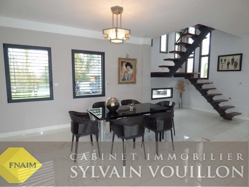 Revenda residencial de prestígio casa Deauville 1490000€ - Fotografia 4