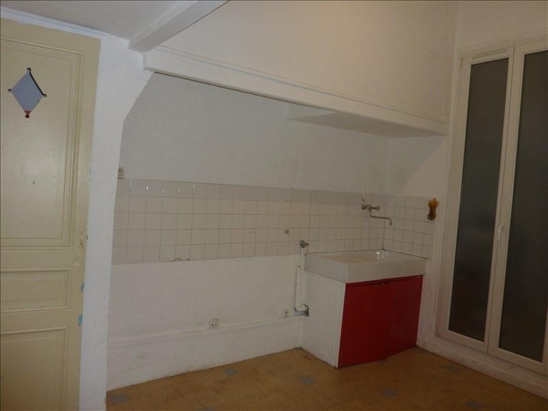 Alquiler  apartamento Marseille 4ème 500€ CC - Fotografía 5