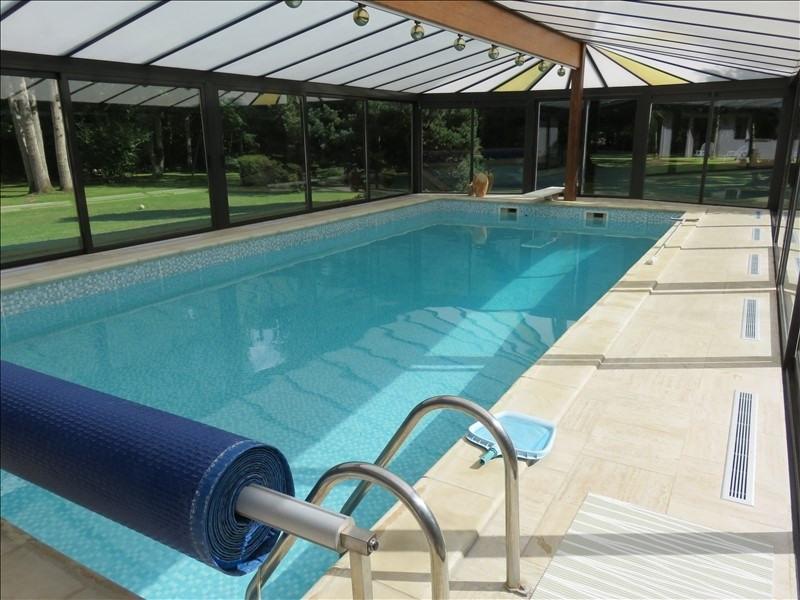 Vente de prestige maison / villa Germigny l eveque 690000€ - Photo 7