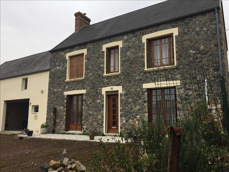Sale house / villa Creances 132350€ - Picture 2