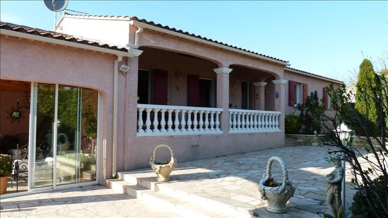 Sale house / villa Aubignan 354000€ - Picture 1