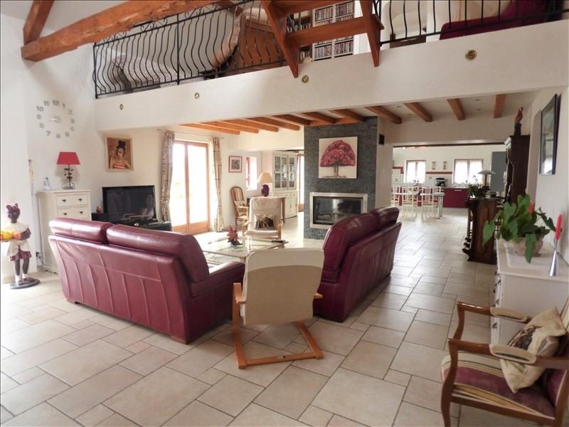 Vente maison / villa St germain des fosses 323000€ - Photo 2