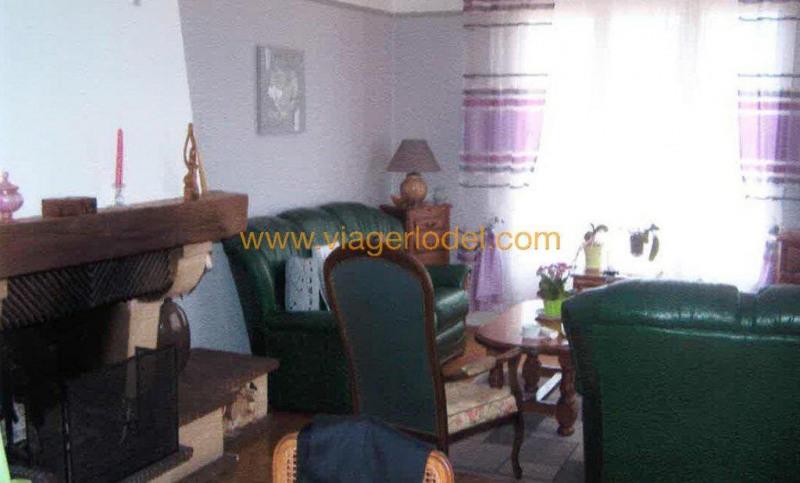 Lijfrente  huis Lezigne 95000€ - Foto 18