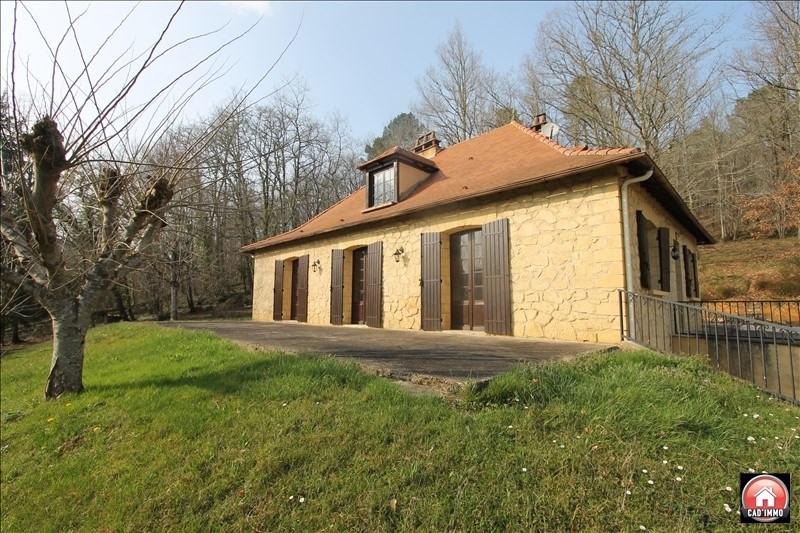 Sale house / villa Queyssac 214000€ - Picture 4
