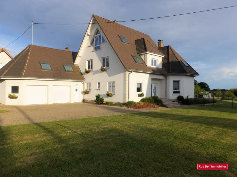 Deluxe sale house / villa Woerth 728 000€ - Picture 1