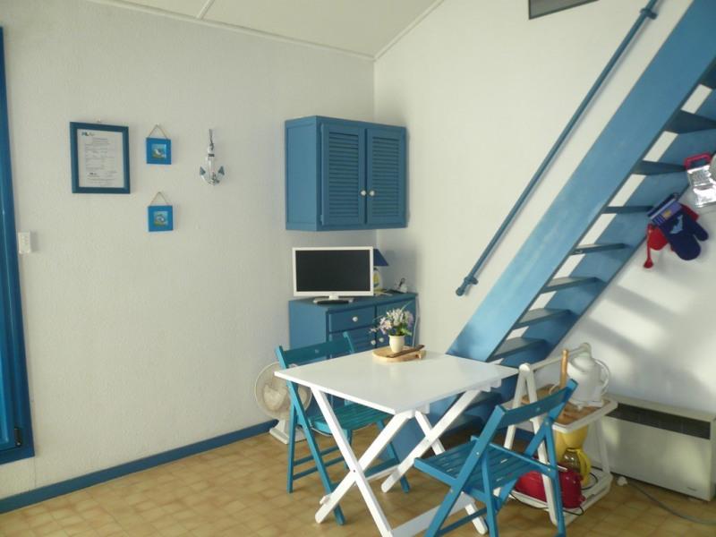 Alquiler vacaciones  apartamento Biscarrosse plage 350€ - Fotografía 3