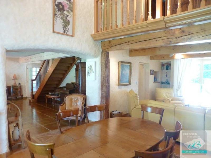 Deluxe sale house / villa Burlats 680000€ - Picture 4