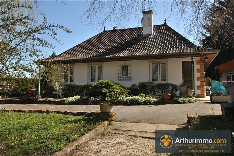 Vente maison / villa La batie montgascon 399000€ - Photo 7