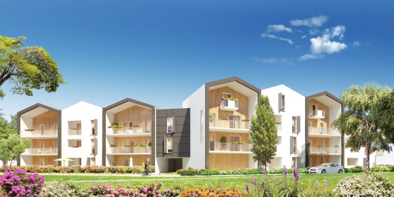 Le hameau d 39 arduenna programme immobilier neuf toulouse for Mon projet immobilier neuf