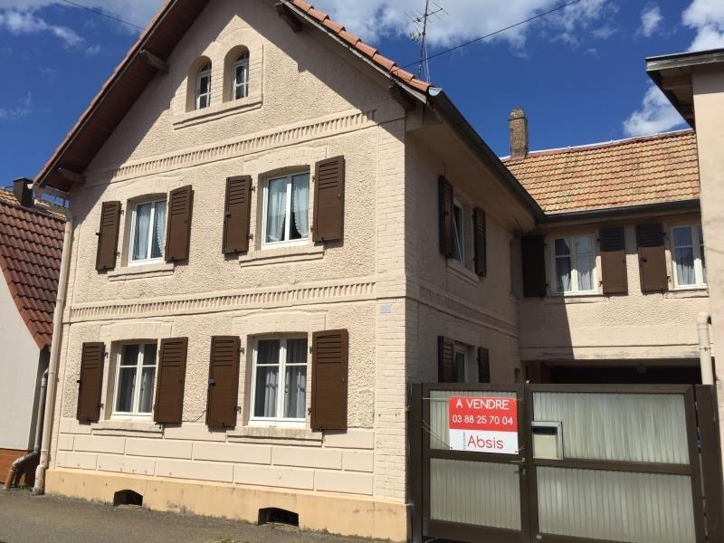 Vendita casa Eckwersheim 210000€ - Fotografia 1