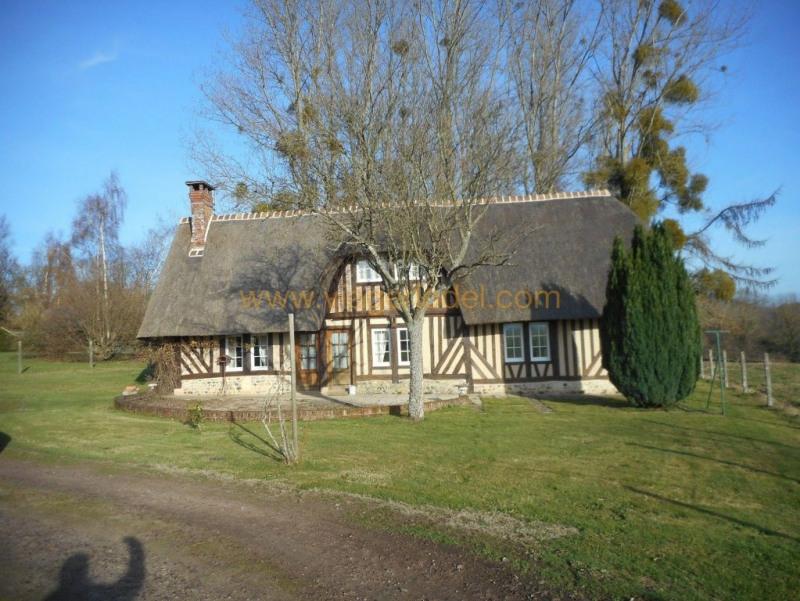 Lijfrente  huis Martainville 190800€ - Foto 4