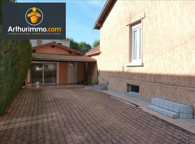 Vente maison / villa Roanne 136 000€ - Photo 1