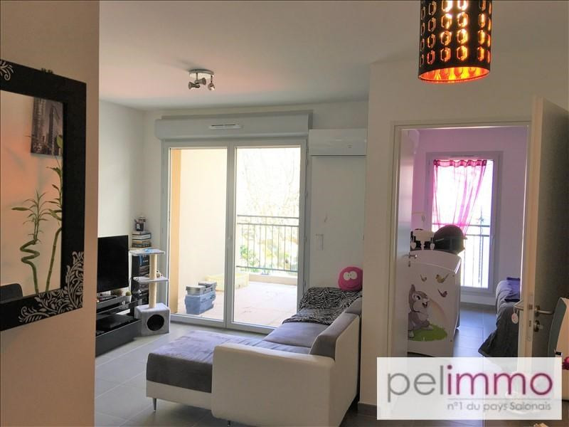 Investment property apartment St chamas 137500€ - Picture 1