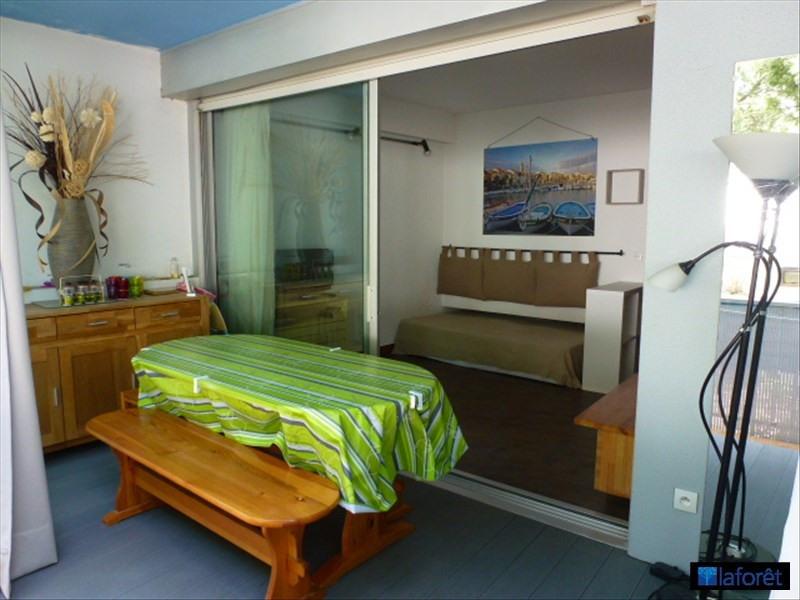 Sale apartment Le grau du roi 105000€ - Picture 1