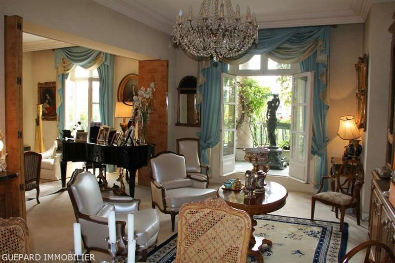 Vente de prestige appartement Paris 16ème 3 900 000€ - Photo 9