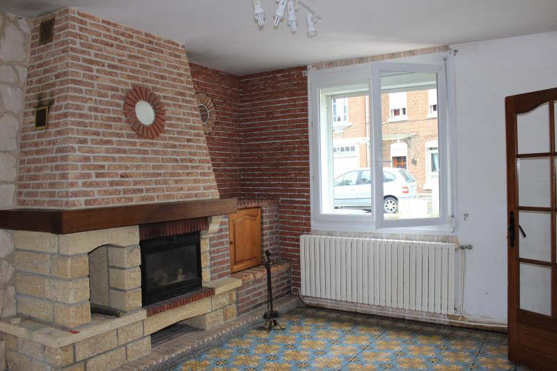 Sale house / villa Aulnoye aymeries 103600€ - Picture 2