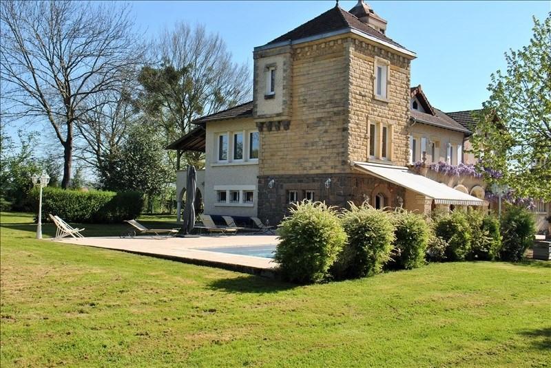 Vente de prestige maison / villa Briennon 490000€ - Photo 1