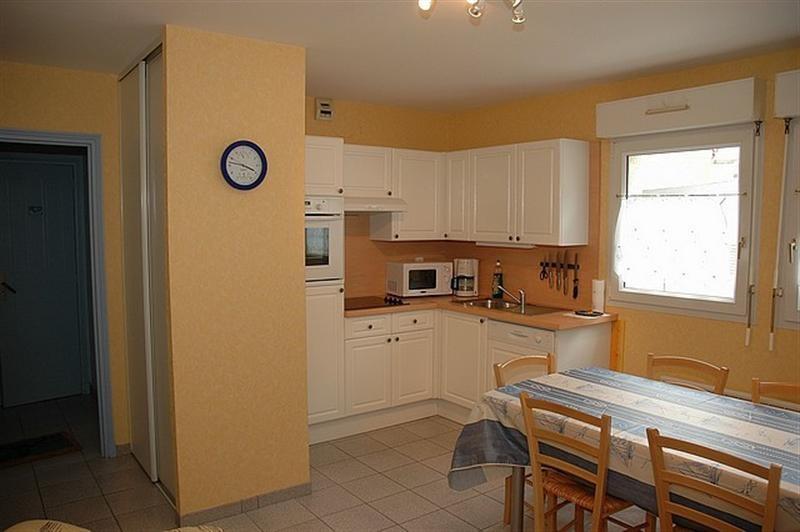 Vacation rental apartment Wimereux 462€ - Picture 4