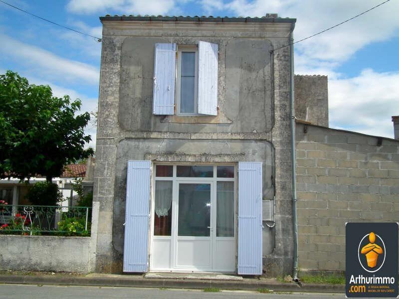 Sale house / villa Aumagne 70200€ - Picture 10
