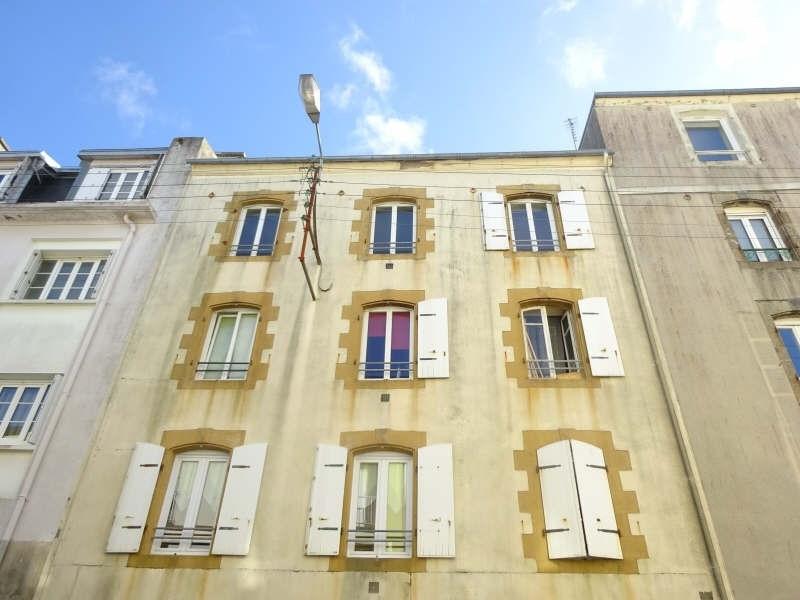 Sale apartment Brest 69800€ - Picture 1