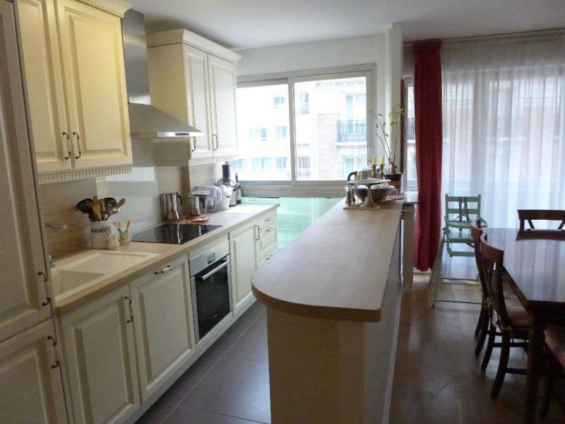 Revenda apartamento Paris 15ème 577500€ - Fotografia 4
