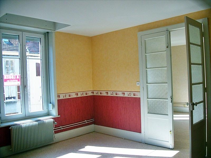 Rental apartment Raon l etape 420€ CC - Picture 1